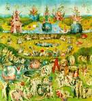 The Garden of earthly Delights, by Bosch